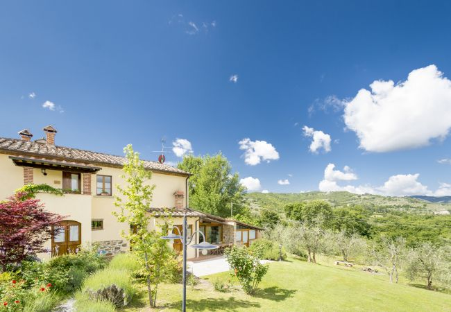 Monte San Savino - Apartment